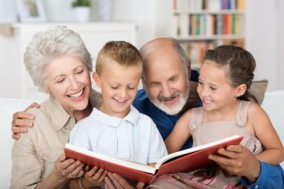 Abuelos salud bucal