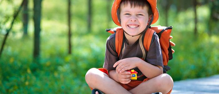 niños campamento sonrisa lavarse dientes dentista infantil madrid vacaciones